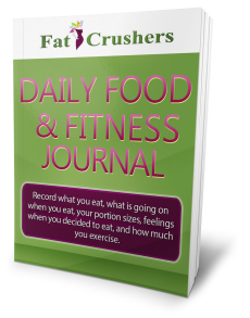 Daily Food & Fitness Journal