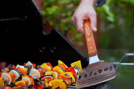 Grilling Ideas: grilled kebabs