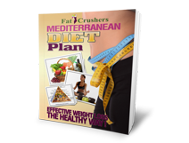 Fat Crushers' Mediterranean Diet Plan