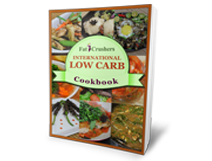 International Low Carb Cookbook