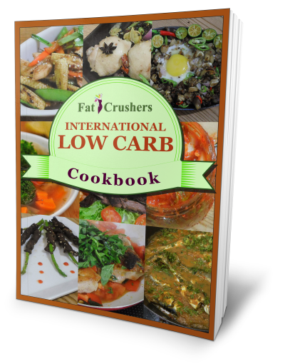 Fat Crushers' International Low Carb Cookbook