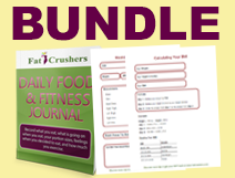 Fat Crushers' Weight Loss Tracking Bundle