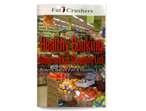 Healthy Cooking Shopping List