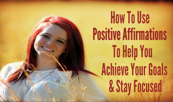 positive affirmations for health