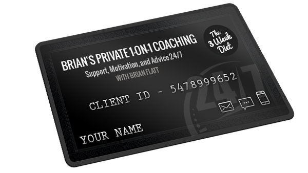 UPSELL #2 - Brian's Private 1-On-1 Coaching and Support